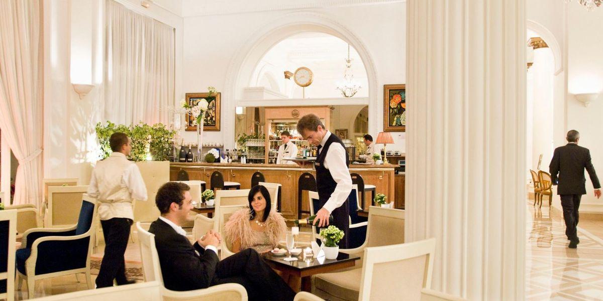 Hôtel InterContinental Carlton Cannes ***** Bar