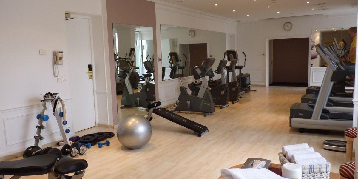 Hôtel InterContinental Carlton Cannes ***** Salle de fitness