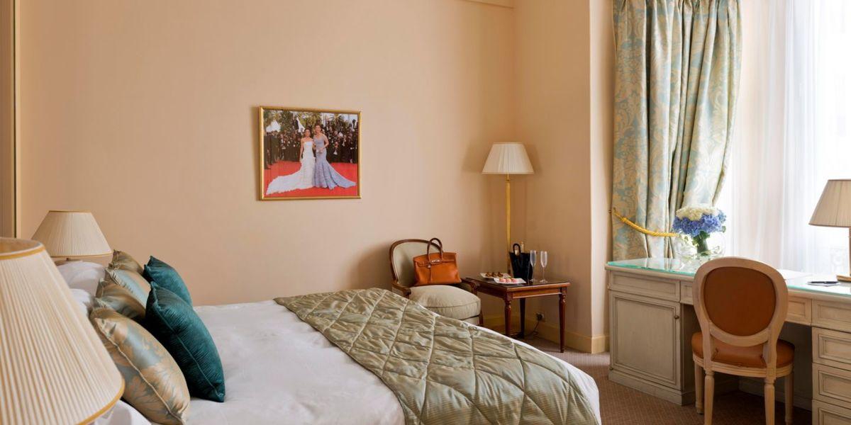 Hôtel InterContinental Carlton Cannes ***** Chambre