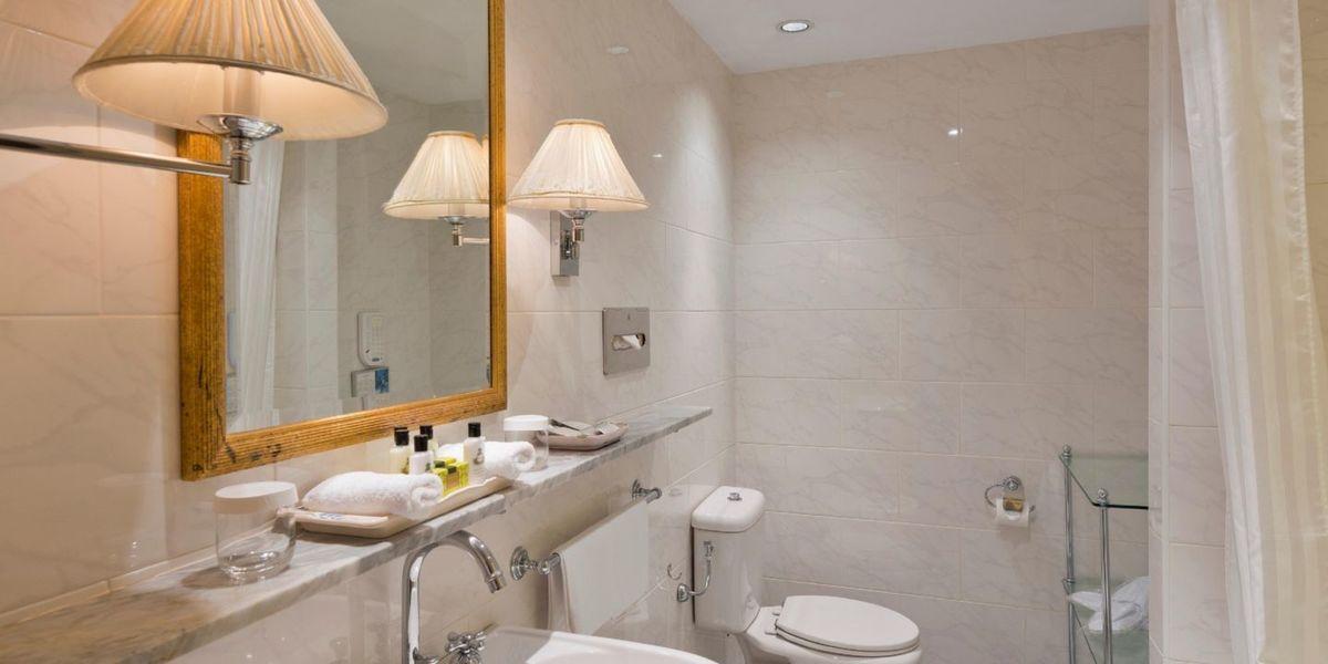 Hôtel InterContinental Carlton Cannes ***** Salle de bain