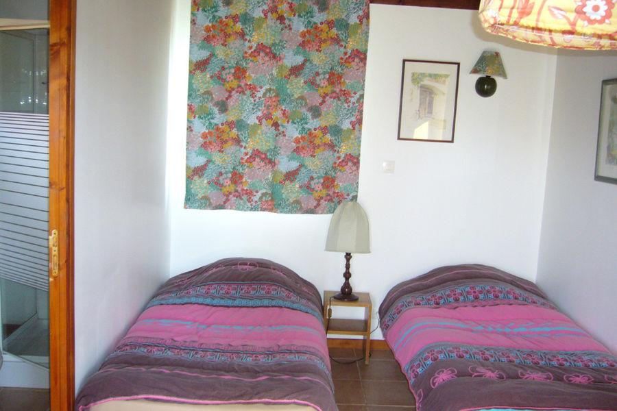 Espace Loisirs Les Billonnais Chambre