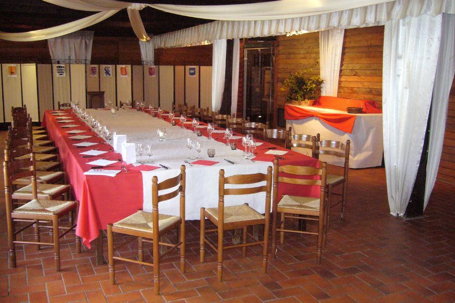Espace Loisirs Les Billonnais Salle de réception
