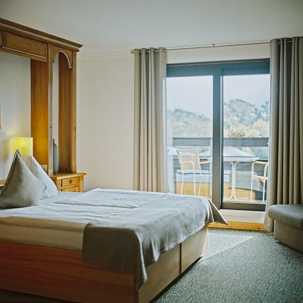 Hotel-Restaurant La Clairiere *** Chambre