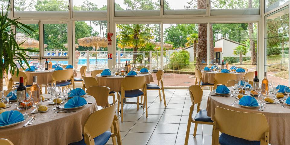 Village Vacances Ronce -les-Bains **** Restaurant