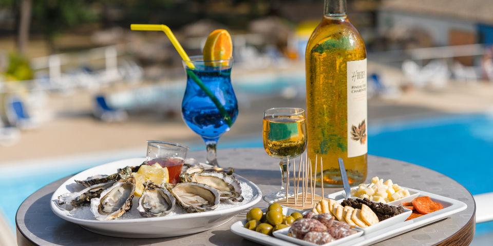 Village Vacances Ronce -les-Bains **** Proposition culinaire