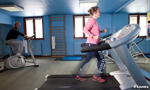 Azureva Areches-Beaufort ** Salle de fitness