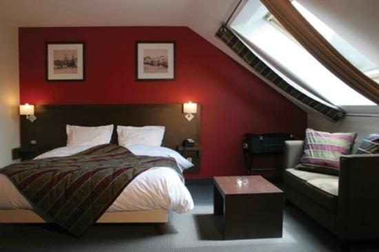 Grand Hôtel du Hohwald *** Chambre