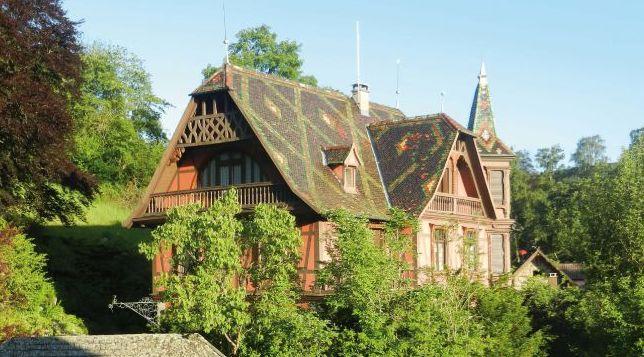 Grand Hôtel du Hohwald *** Vue extérieure
