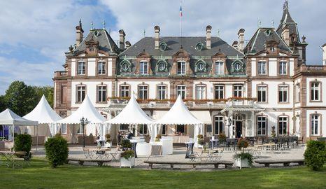 Château de Pourtalès ***