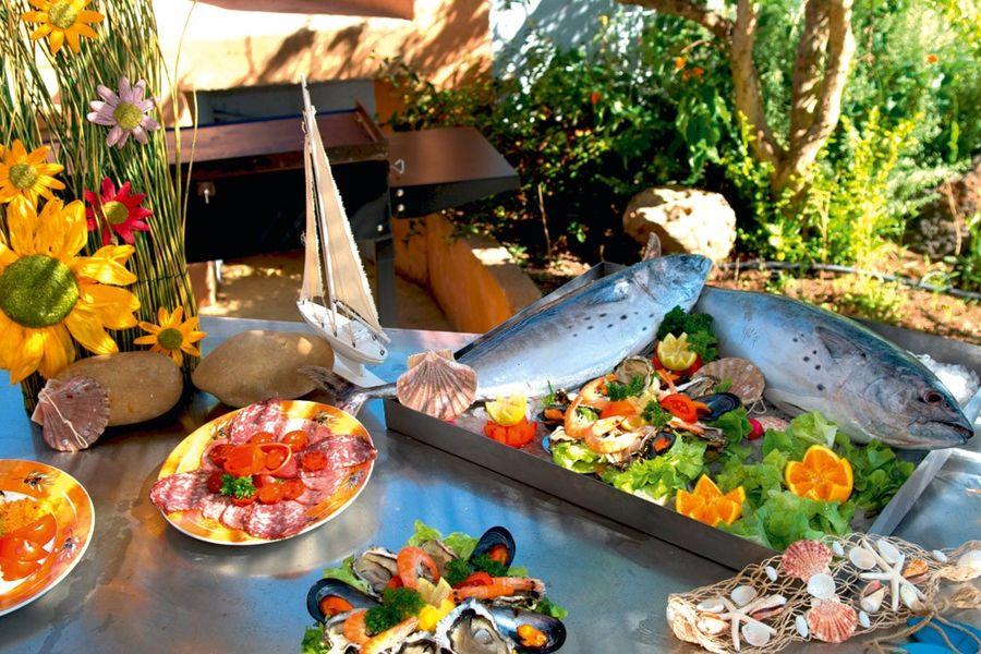 Azureva La Londe-Les-Maures *** Proposition culinaire