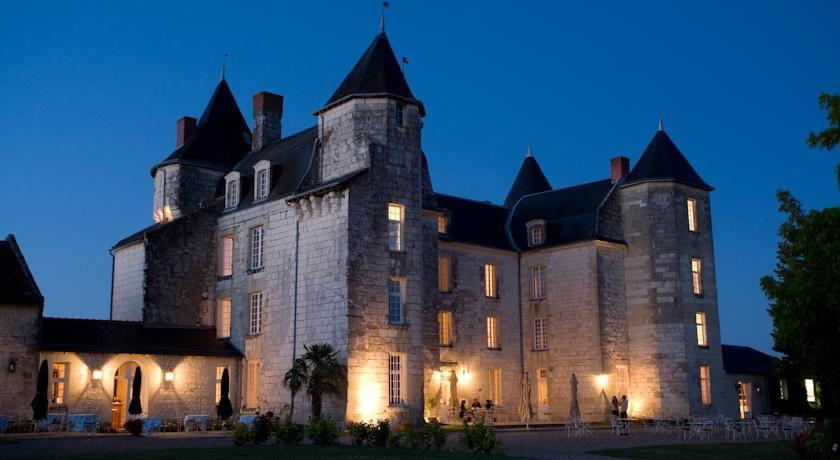 Château de Marçay 4