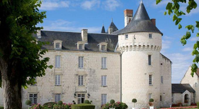 Salle séminaire  - Château de Marçay