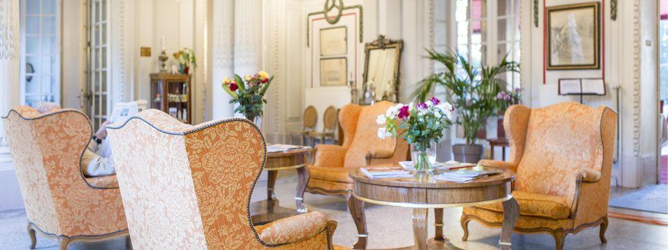 Grand Hôtel de Plombières *** Espace détente
