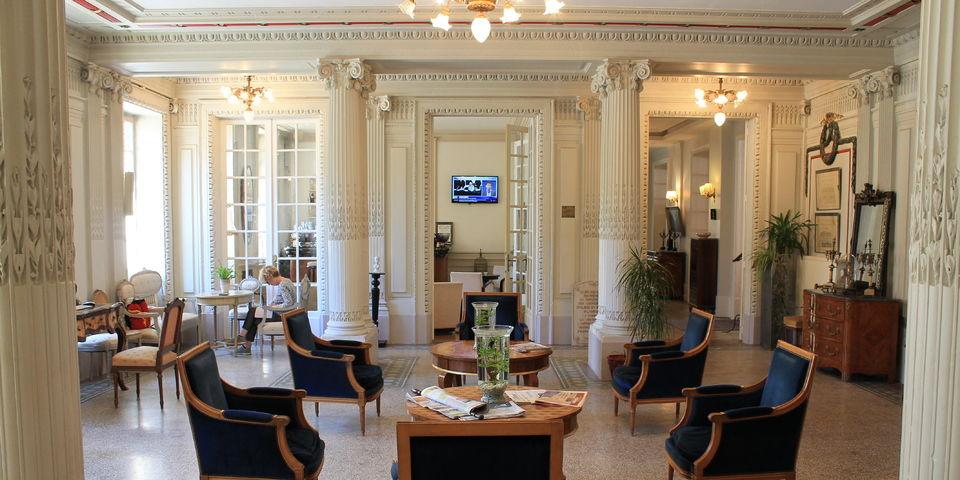Grand Hôtel de Plombières *** 12