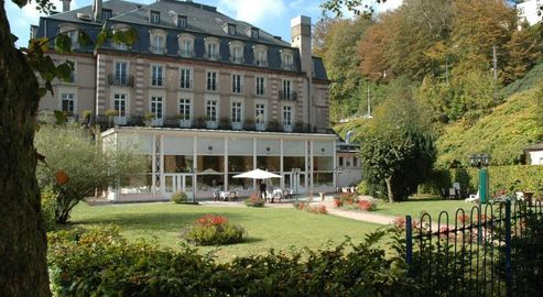 Grand Hôtel de Plombières ***