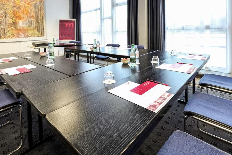Mercure Rouen Val de Reuil **** Salle de réunion