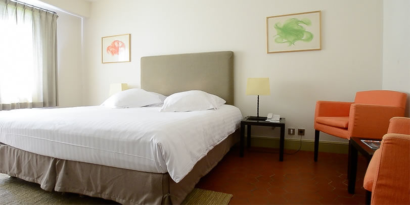 Hotel Le Cantemerle **** Chambre