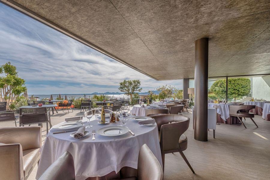 Cap d'Antibes Beach Hotel ***** Restaurant