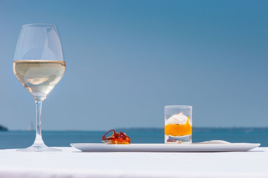 Cap d'Antibes Beach Hotel ***** Proposition culinaire