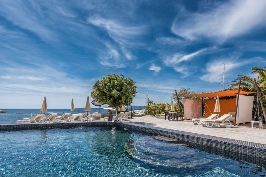 Cap d'Antibes Beach Hotel ***** Piscine