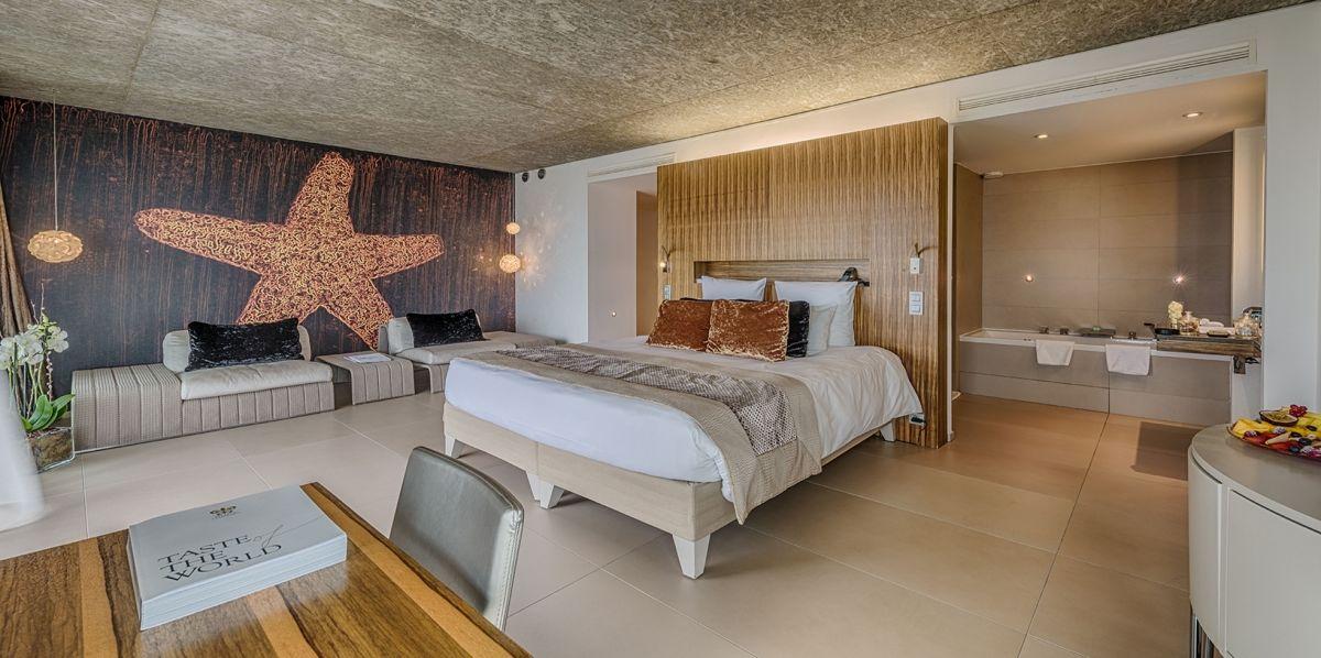 Cap d'Antibes Beach Hotel ***** Chambre