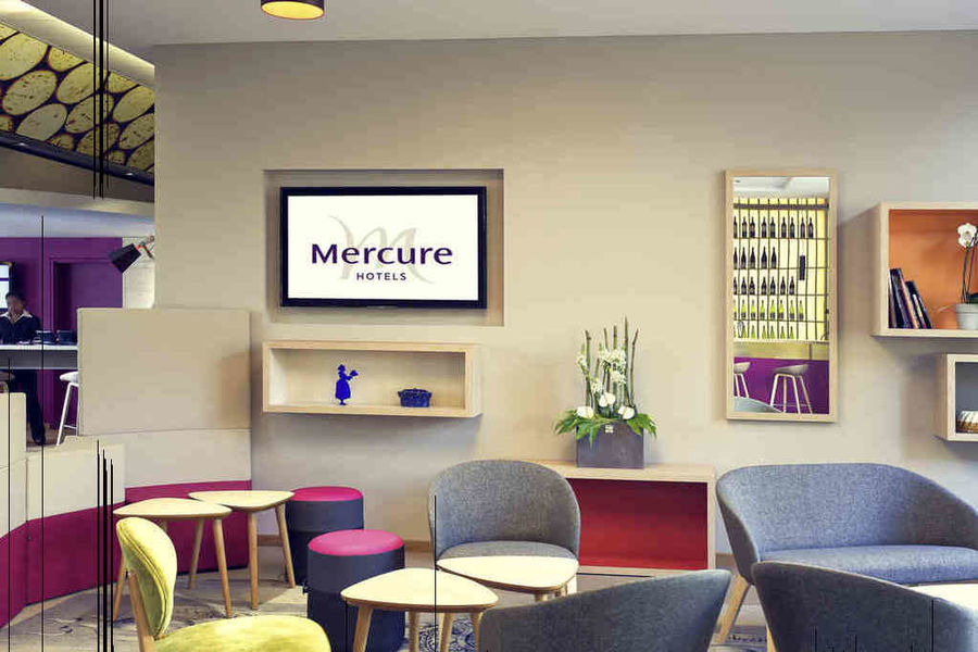 Mercure Colmar Centre Unterlinden **** Accueil