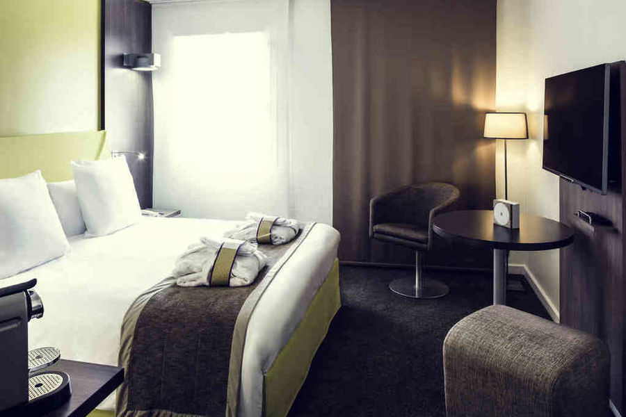 Mercure Colmar Centre Unterlinden **** Chambre
