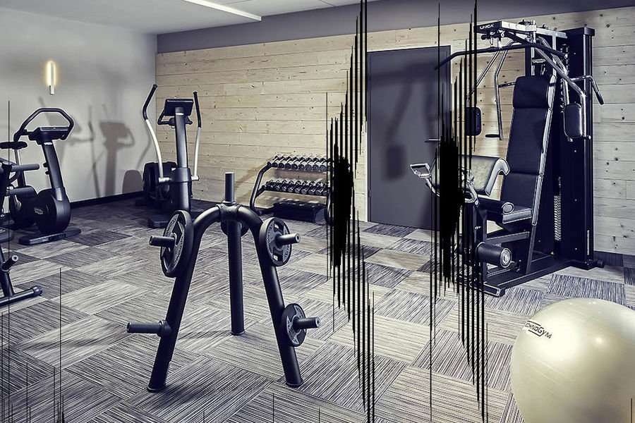 Mercure Colmar Centre Unterlinden **** Salle de fitness
