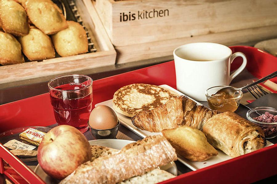 ibis Cannes Mandelieu *** Proposition culinaire