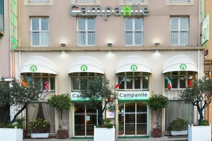 Hotel Campanile Nice Centre- Acropolis *** Extérieur