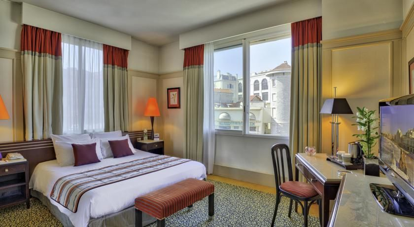 Mercure Biarritz Centre Plaza**** 30