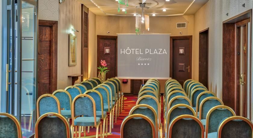Mercure Biarritz Centre Plaza**** 41