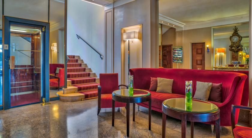 Mercure Biarritz Centre Plaza**** 44
