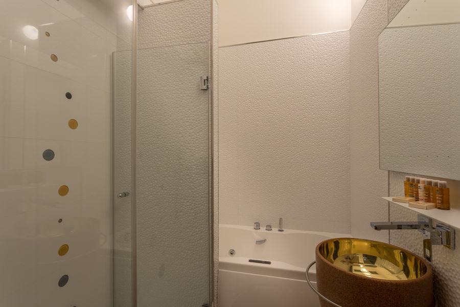 Hôtel Les Bulles de Paris **** Salle de bain