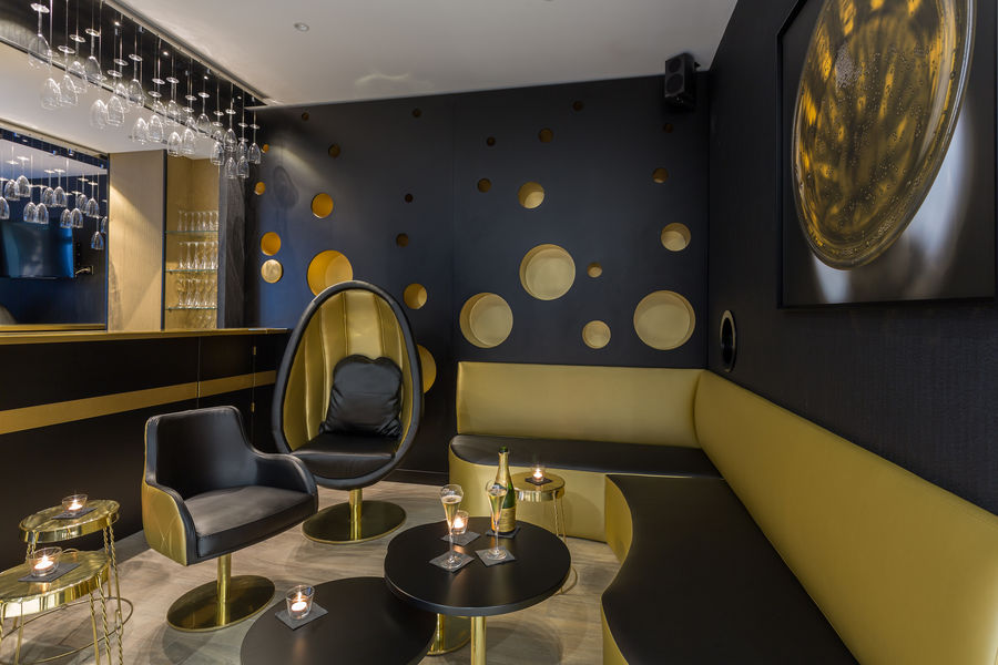 Hôtel Les Bulles de Paris **** Bar à Champagne