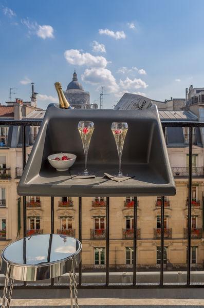 Hôtel Les Bulles de Paris **** Terrasse