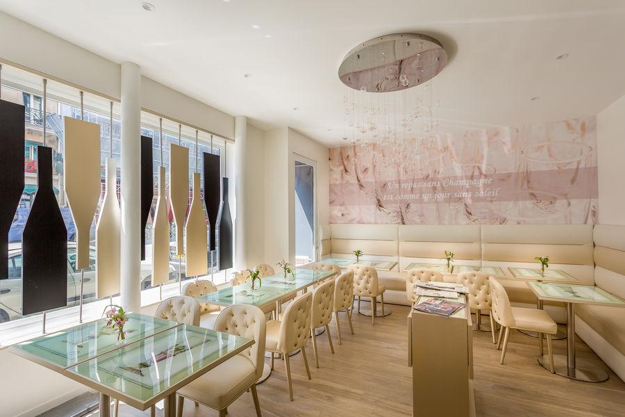 Hôtel Les Bulles de Paris **** Salle petit déjeuner