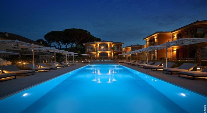 Salle séminaire  - Kube Hotel Saint Tropez  *****