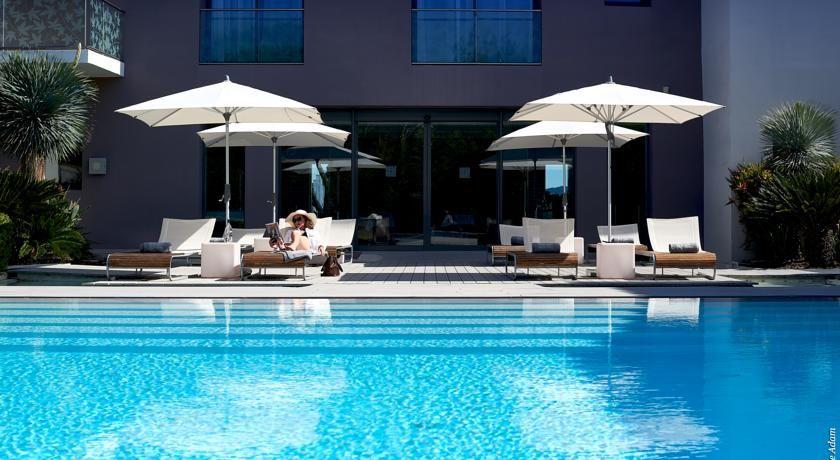 Kube Hotel Saint Tropez * * * * * 9
