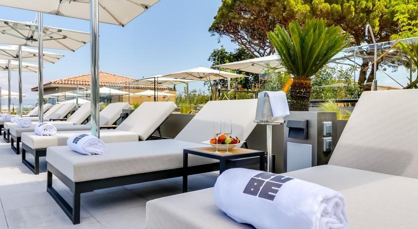 Kube Hotel Saint Tropez * * * * * 30