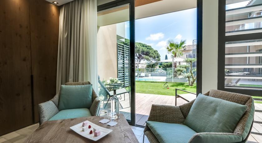 Kube Hotel Saint Tropez * * * * * 35