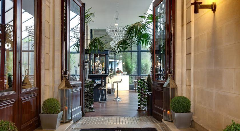 Boutique Hôtel Bordeaux **** 7