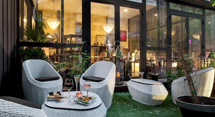 Boutique Hôtel Bordeaux **** 18