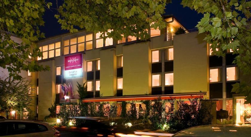 Hôtel Mercure Forbach *** 15