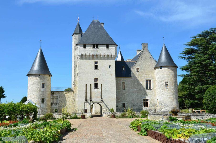 Château du Rivau Extérieur