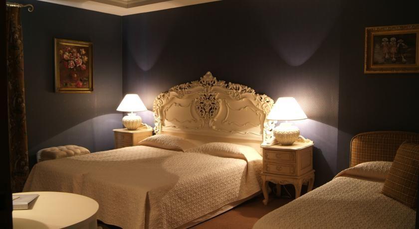 Hotel Chateau de la Tour **** 5