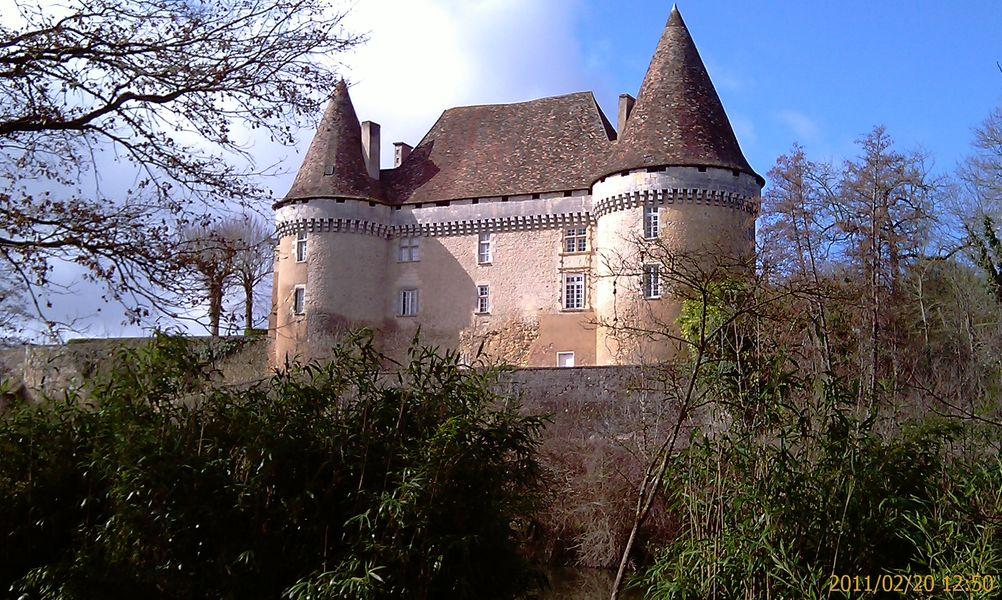 Château de Mauriac 3