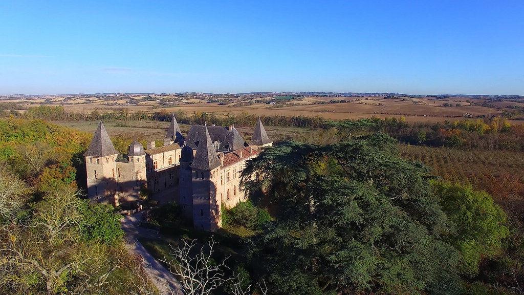 Château de Caumont 9