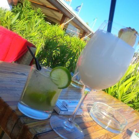 L'Ecrin Plage Cocktails