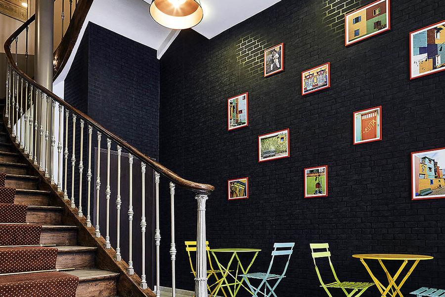 Hôtel Ibis Styles Hyères Centre Gare *** Intérieur